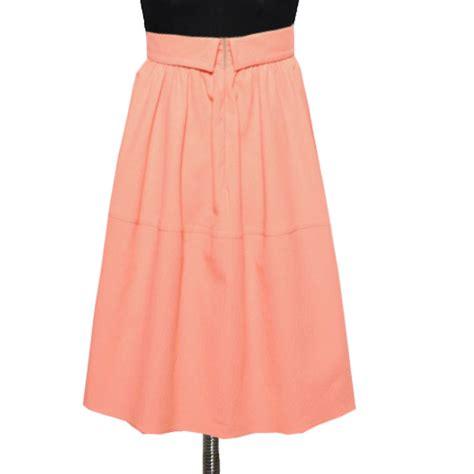 Handmade Skirt - gather waist skirt custom fit handmade fully