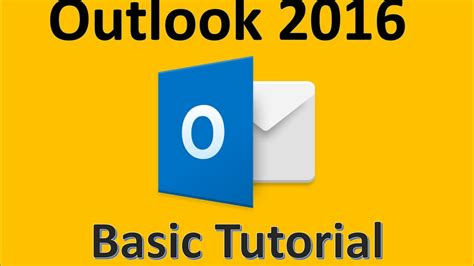 windows 10 outlook tutorial outlook 2016 tutorial for beginners 2017 how to use