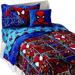spiderman bed set amazon com spiderman frames comforter twin bedding