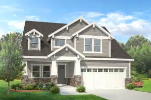 Craftsman Style House Plans Two Story 2 Story Craftsman Home House Plan Wiring Diagram Website