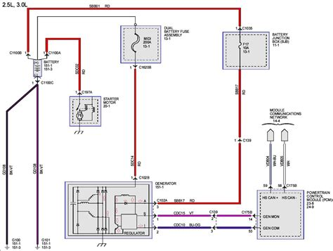 2005 mazda 3 wiring diagram