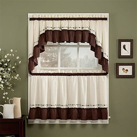 what is a tier curtain jayden window curtain tiers bed bath beyond