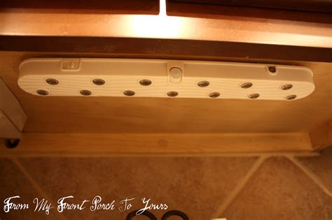 cheap under cabinet lighting from my front porch to yours inexpensive under cabinet