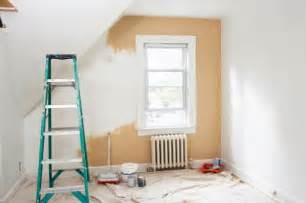 paint a room interior painting information