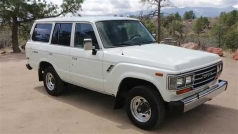 toyota land cruiser fj62 1989 toyota land cruiser fj62 for sale