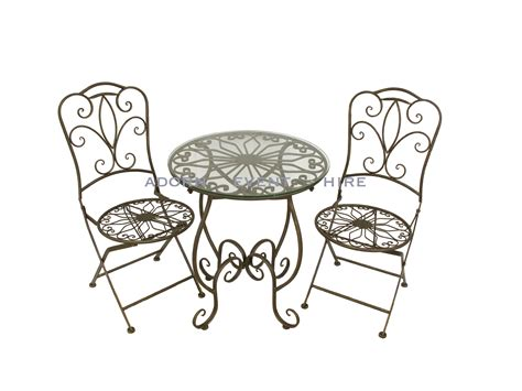 Folding Garden Table And Chairs Garden Signing Table And Folding Chairs