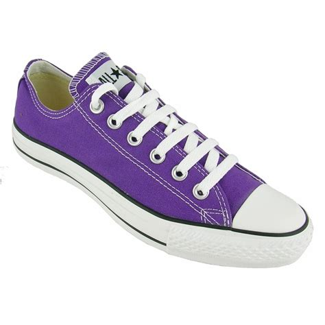 Purple Shoes by All Converse Purple Www Imgkid The Image Kid