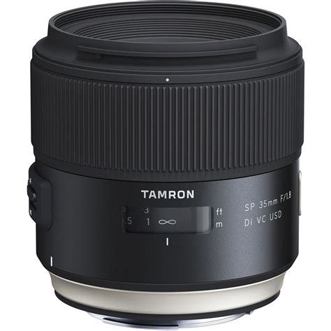 tamron sp 35mm f 1 8 di vc usd lens for canon ef aff012c