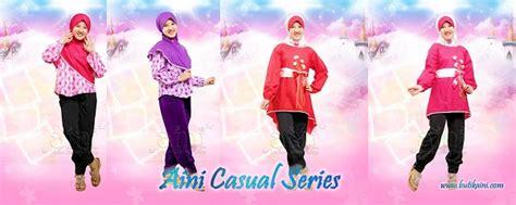 Stelan Xomi Merah Stelan Anak Perempuan jual baju muslim lebaran anak anak 2016 grosir busana