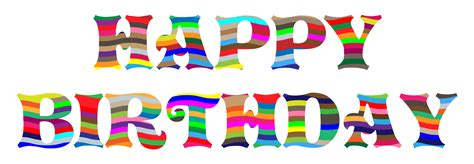 birthday clipart clip happy birthday skulptura