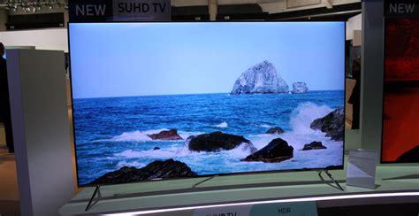 samsung ks8000 samsung unveils ks9000 ks8000 ks7500 ks7000 suhd tvs flatpanelshd