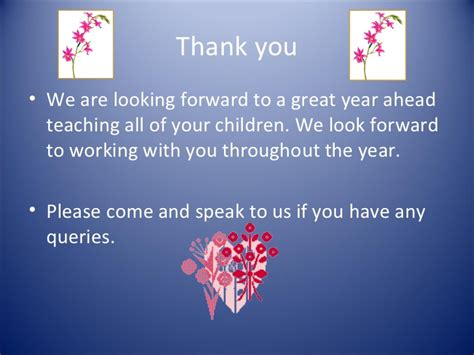 please and thank you by amanda li early prep parent information night 2012