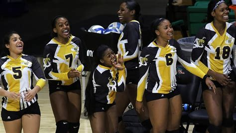 alabama state university volleyball team alabama state asu womens college volleyball alabama