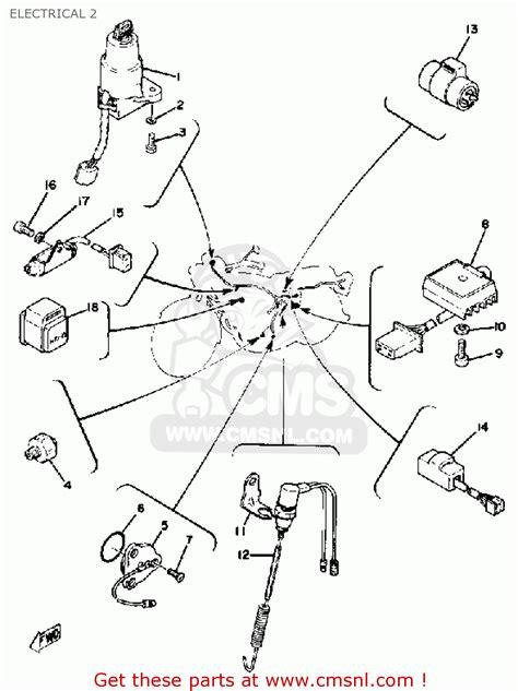 yamaha xs 400 wiring diagram yamaha xj 650 wiring diagram