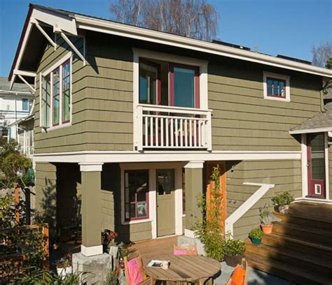 craftsman style bungalow after remodel traditional