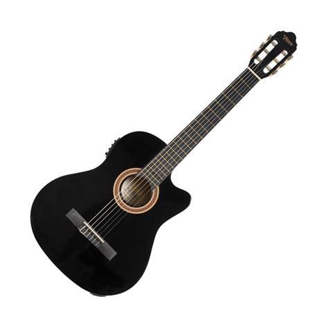 imagenes surrealistas de guitarras comprar guitarra electrocl 193 sica valencia vc104cebk musicopolix