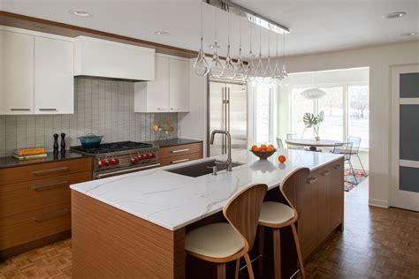 north oaks mid century modern midcentury kitchen