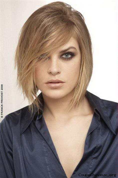 Cheveux Mi Court Femme by Coupe De Cheveux Mi Courte Femme