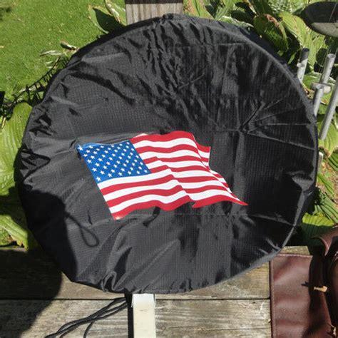 satellite dish cover fits dish network  direct tv usa flag dish hoodie ebay