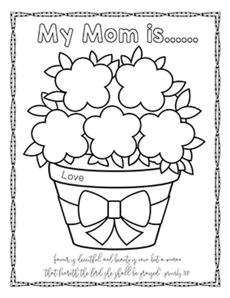 Free Christian Mothers Day Cards Printable