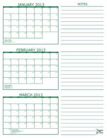 multi month calendar template printable multi month calendars calendar template 2017