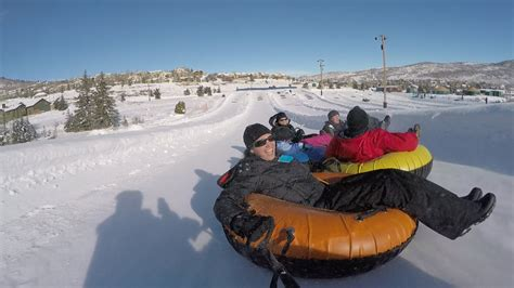 sledding park city top 5 winter activities in park city that aren t ski related