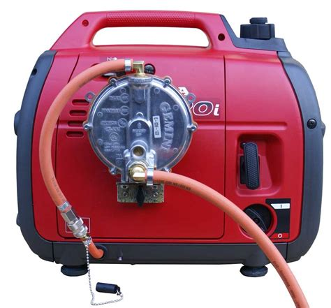 honda eu20i lpg door mounted dual fuel 2kw generator and