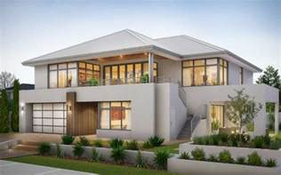 two storey house plans with balcony with stainless steel house plan w3933 detail from drummondhouseplans com