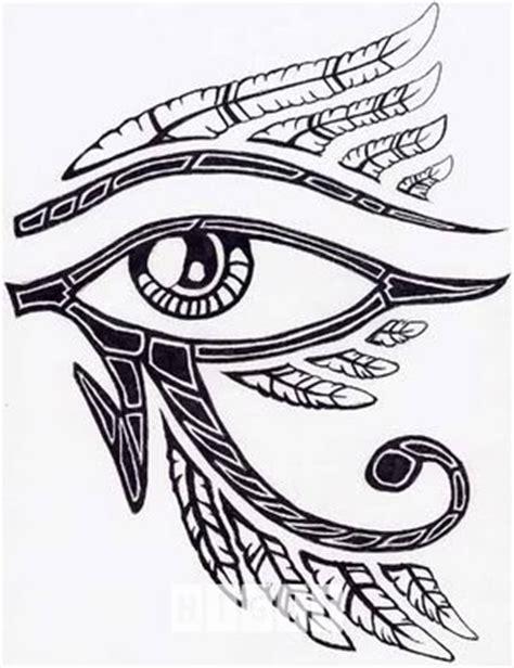 egyptian eye tattoo designs 9 horus designs