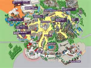 universal studios california map pictures to pin on