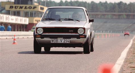 volkswagen gti a history in pictures car and driver