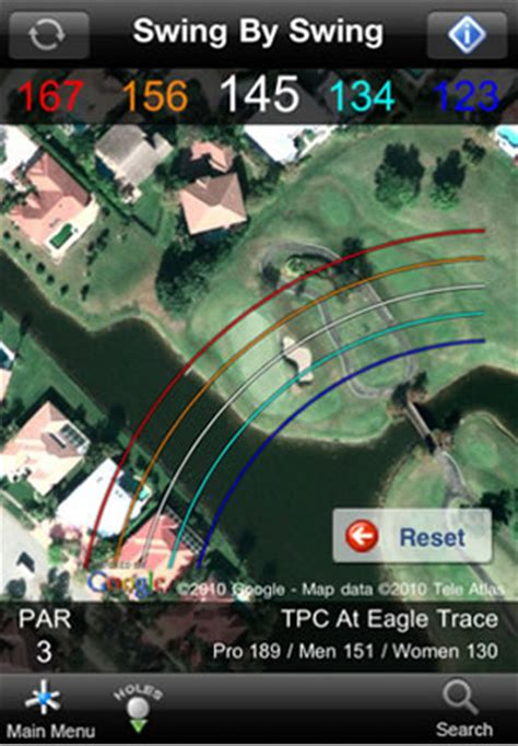 golf gps swing by swing swing by swing gps golf range finder golf app review