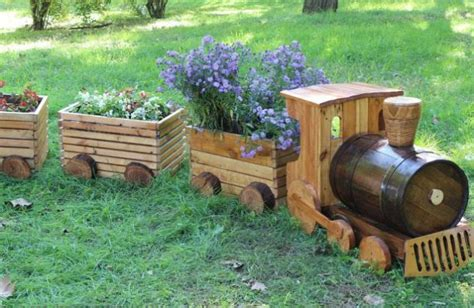 extremely interesting diy garden decorations