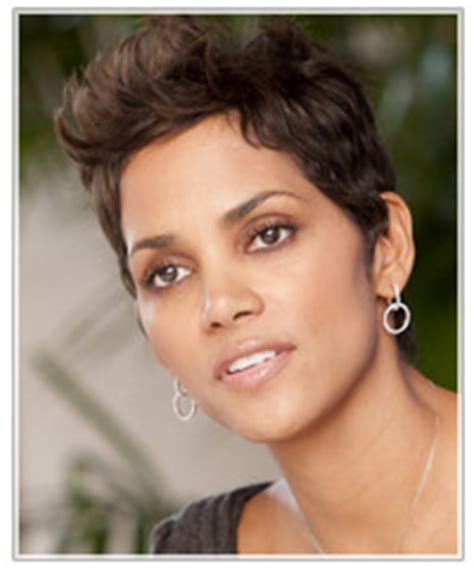 what face shapes do halle berry has eyebrow watch who s got it growing on beauty