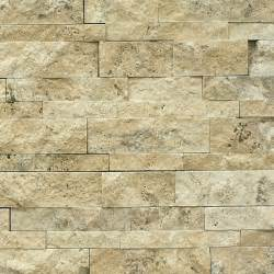 Stacked Stone Backsplash - new product picasso travertine split face cambria strips world class tiles