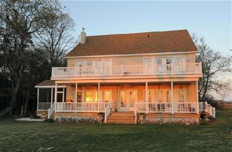 bed and breakfast cape charles va the baywood inn at sunset picture of the baywood bed and