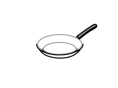 Pan Outline For L by Pan Clipart Cliparts Co