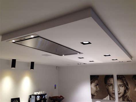 mooi verlaagd plafond  keuken keuken   ceiling