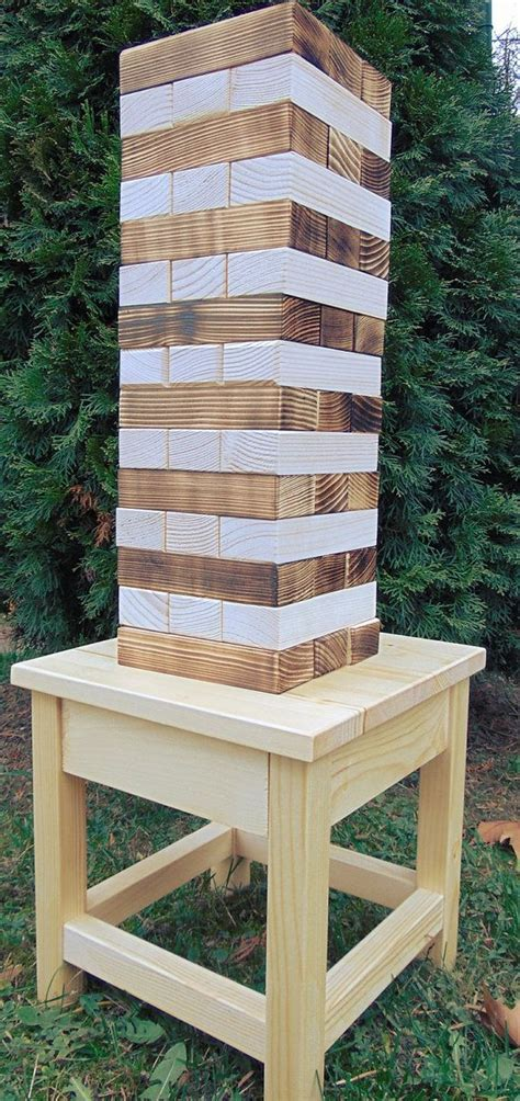 how to make backyard jenga 25 best ideas about outdoor jenga on pinterest giant