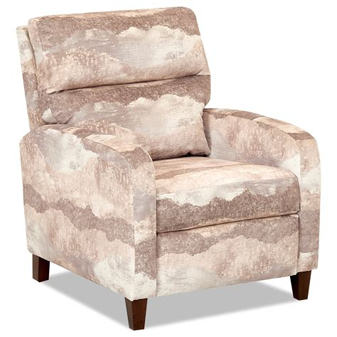 power recliner stopped working klaussner pocono contemporary power high leg recliner