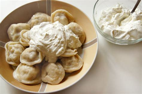 how to make pelmini russian dumplings 8 steps with