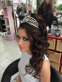 pic of 15 hair 17 best ideas about quinceanera hairstyles on pinterest