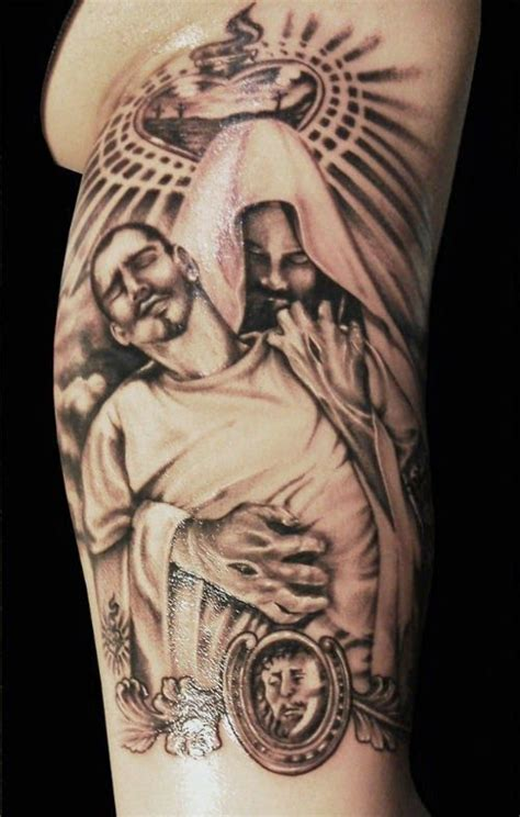 best christian tattoos 17 best religious tattoos quotes on spine