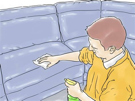 How To Remove Ink From White Leather Sofa by 3 Ways To Remove Ink Stains From Leather Wikihow