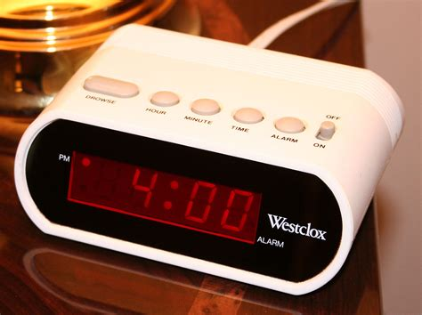 Digital Alarm Clock digital clock