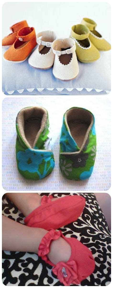 How To Make Handmade Baby Shoes - baby shoes babies and baby on