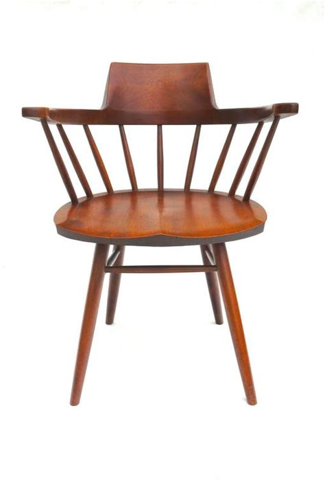 george nakashima captain chair george nakashima captain s chair for sale at 1stdibs