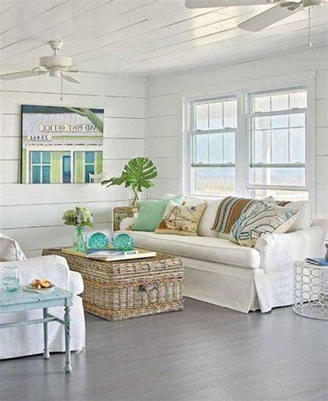 painted furniture with color coastal living rooms best