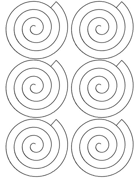 spiral roses pattern christmas cuties pinterest