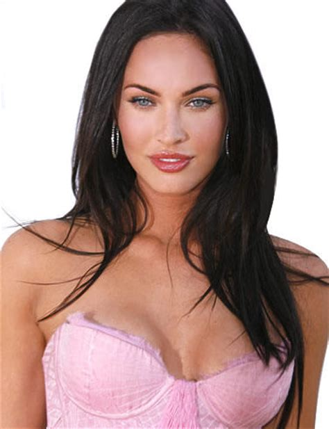 Fantastic Megan Fox Hairstyle